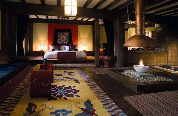 2-bedroom-Tibetan-Lodge-(BT-Ringha)_room