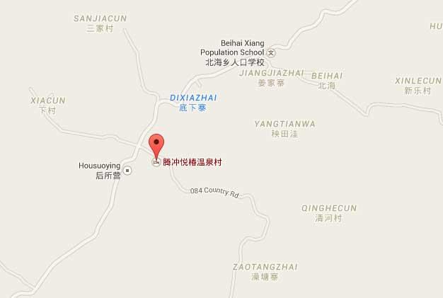 Tengchou-Map