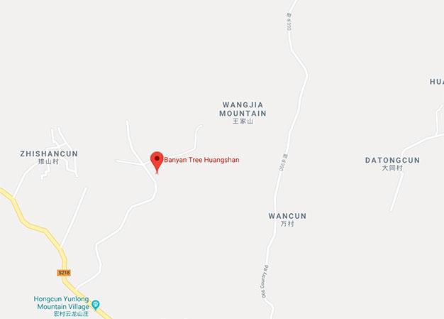 googlemap-bt-huangshan-hongchun