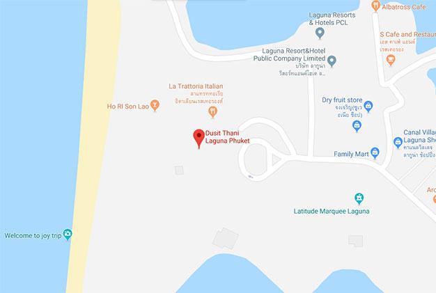 googlemap-dusit-laguna-phuket